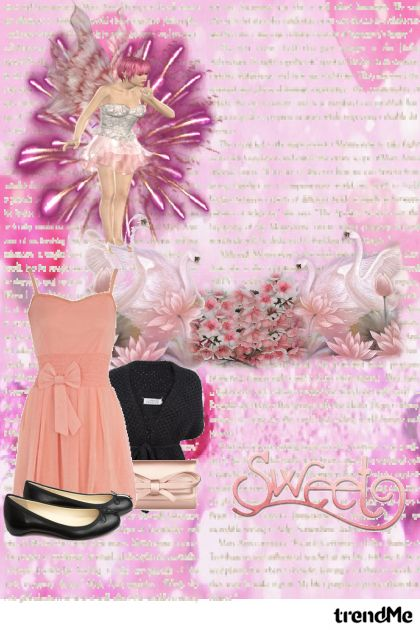 Pink fairy tale