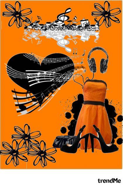zamisli život u ritmu muzike za ples