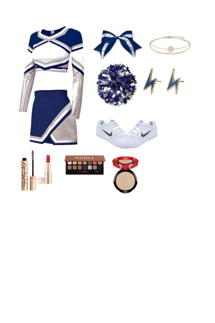 Lydia Puckerman - Cheerleader