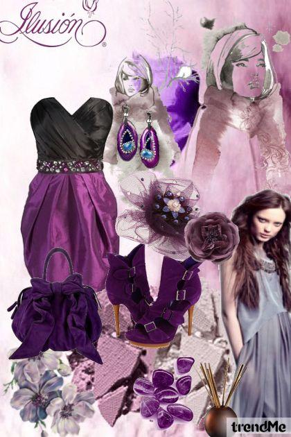purple ilusion....