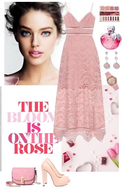 Sweet pink set