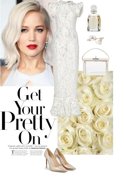 Elegant white style