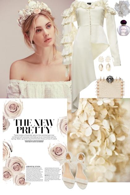 WHITE TONES- Fashion set