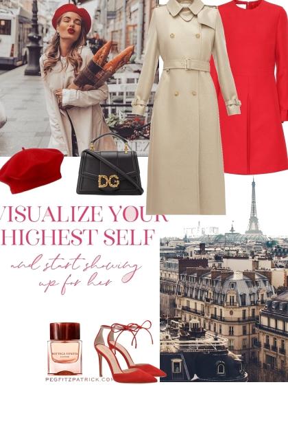 Paris chic set