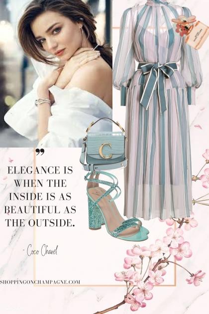 Elegance&chic look