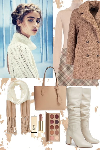 Winter elegant set