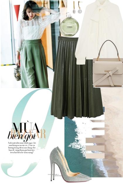 Elegance lady 9- Combinazione di moda