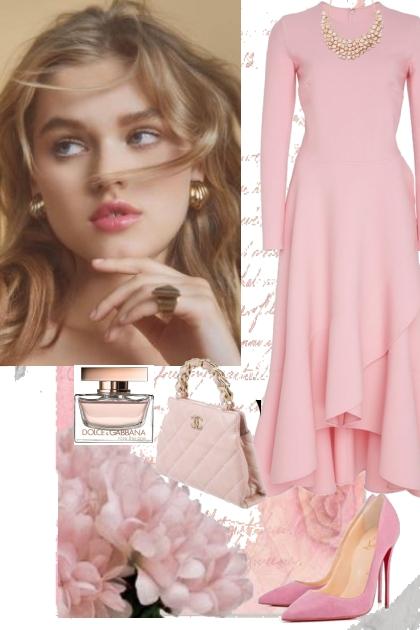 Elegant&romantic set 3- Combinazione di moda
