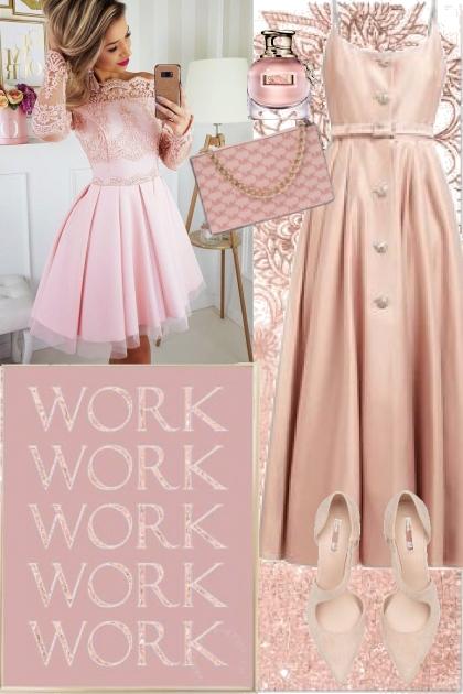 Sweet pink look 4