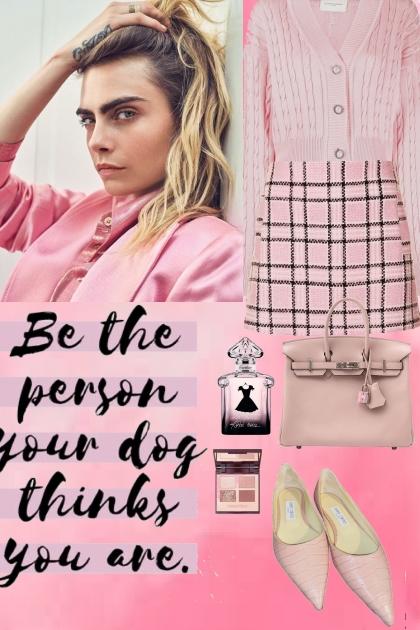 Lovely pink set