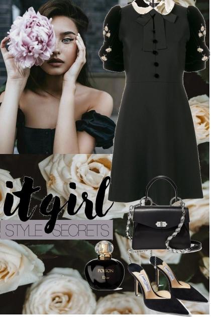 Elegance black look 3