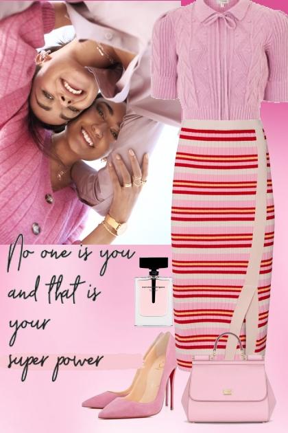 Elegant pink set 2