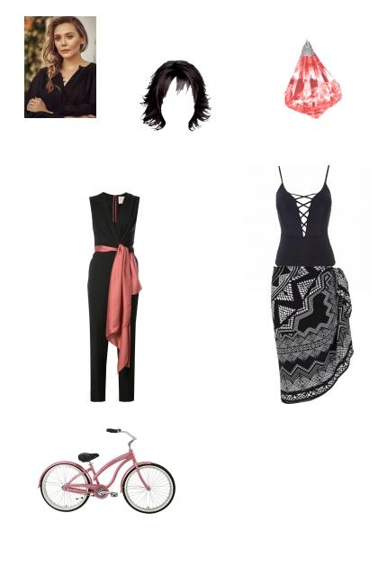 Raph's girl Sport's wear (TMNT)