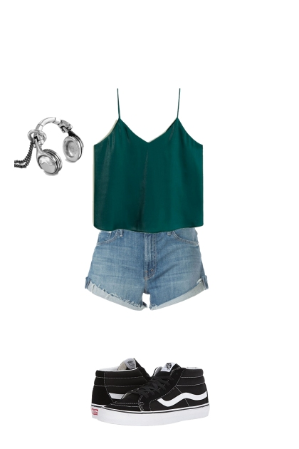 Hot Day- Fashion set