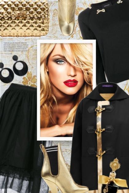 Gold - Black Harmony