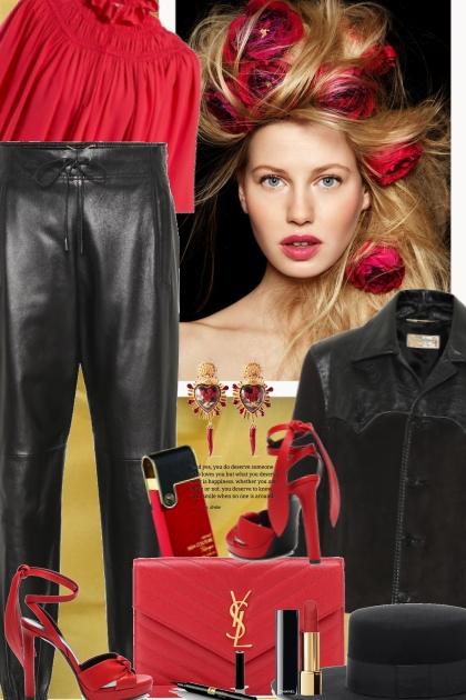 Saint Laurent- Fashion set