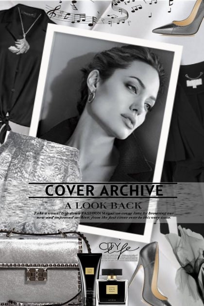 Cover archive,a look back...