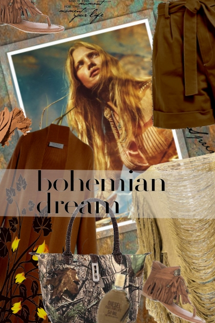 Just a bohemian...