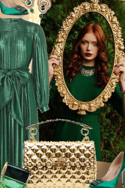 Green Gold...