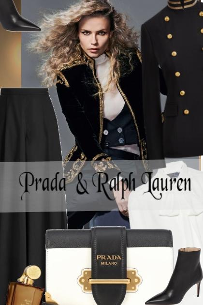 Prada & Ralph Lauren.....