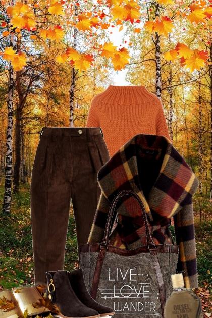 Autumn...- コーディネート