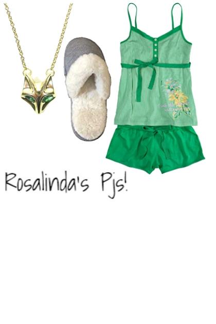 Rosalinda's Sleepwear!