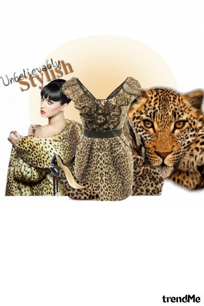 leopard from collection Proljeće/Ljeto 2011 by eni marijacic