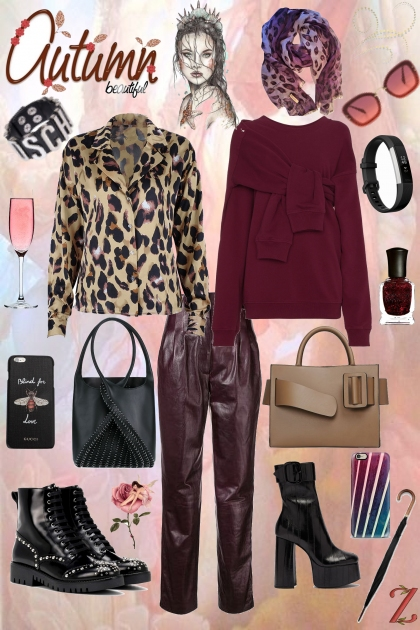 Dramatic personal style