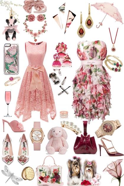 Romantic personal style