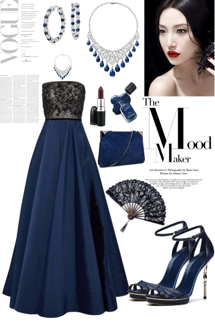 Night of Royal Blue
