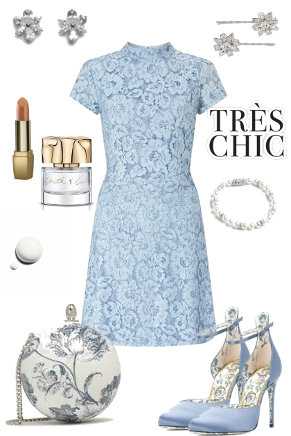 Chic in Blue