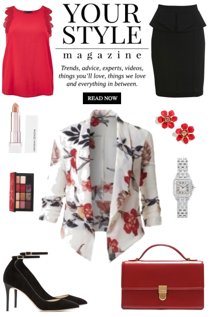 Find Your Style - Modna kombinacija