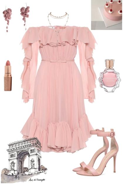 Pink in Paris