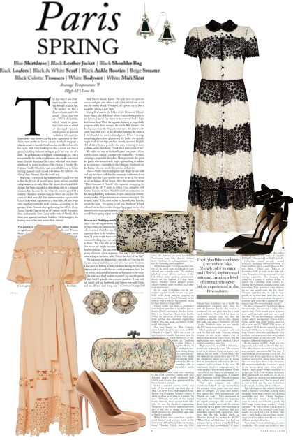 From the 30's - Fashion set