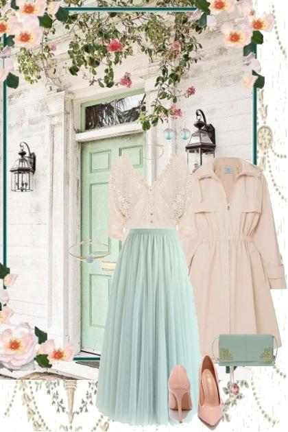 A Bright Day- Fashion set