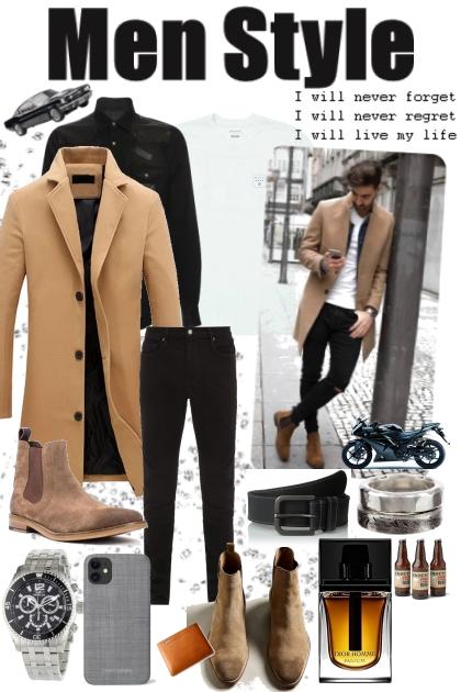Men Style- Fashion set