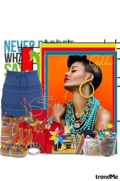 We love summer from collection My world by Viva