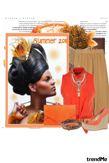 summmer for all from collection My world by Viva