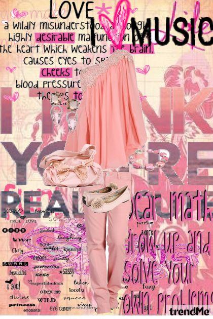 Pinki....- Fashion set