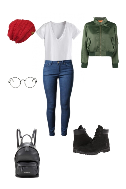 jungkook Airport Outfit pt.1- Fashion set