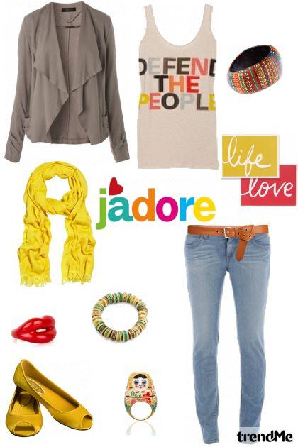 Life-Love- Fashion set