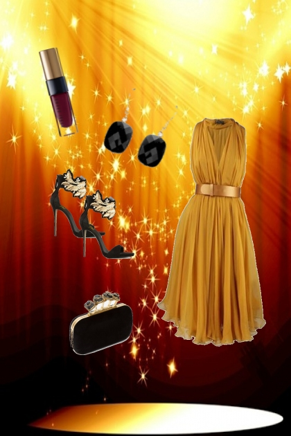 Glamourous - Evening Look_4