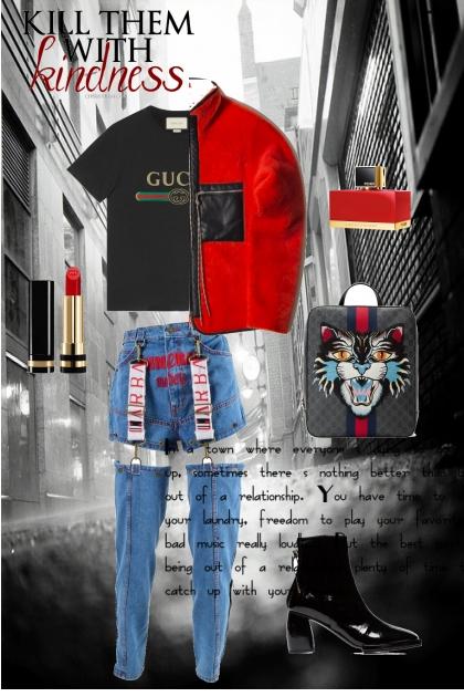Gucci gang!