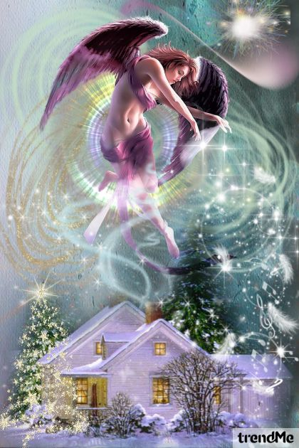 The Angel of Music & Light