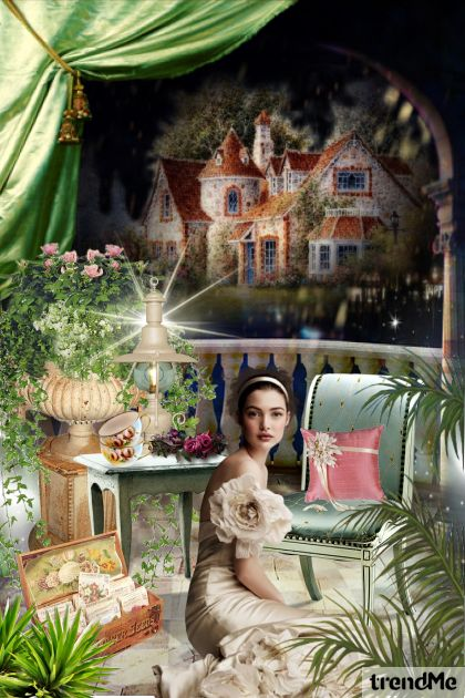 The Cottage- Fashion set