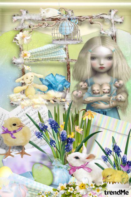 The Easter Shop- Fashion set