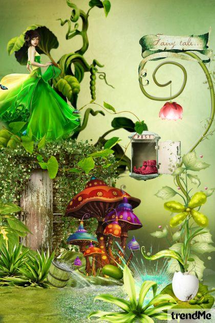 Fairytale Glenn- Fashion set