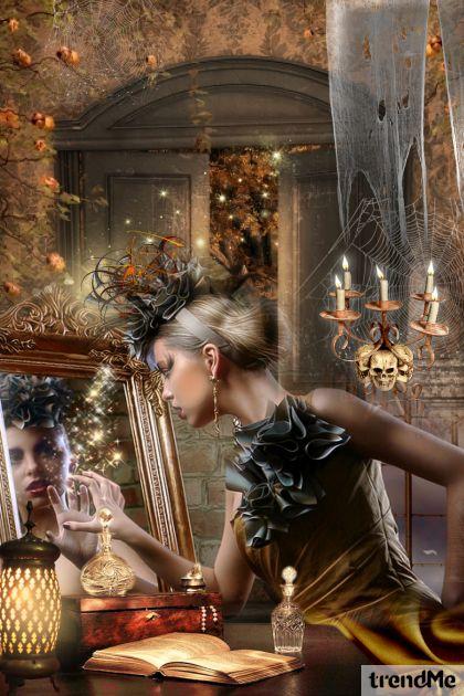 Mirror... Mirror...
