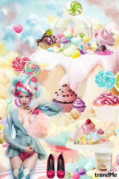 Queen of Candyland