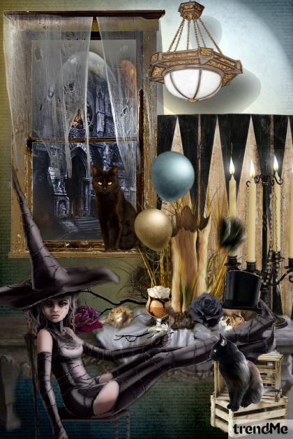 The Witches' Boudoir
